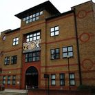 Darryl Harding is on trial at St Albans Crown Court.