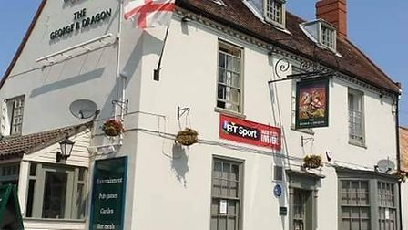 The George and Dragon in EatonSoconwill hold a darts competition and family fun day on Saturday August 7