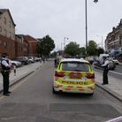 A man was stabbed in St Alban's Road in Harlesden