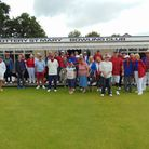 Ottery bowlers celebrate US Independence Day