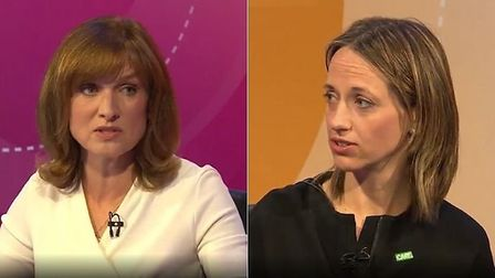 Helen Whately is questioned over the lockdown and Dominic Cummings' rule-breaking by Question Time's