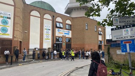 More than 1,100 people attended Central Mosque of Brent's Super Saturday vaccine event