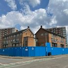 1,380 homes will be built on Romford's Waterloo Estate.
