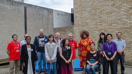 The Hackney Chinese Community Services held a celebration.