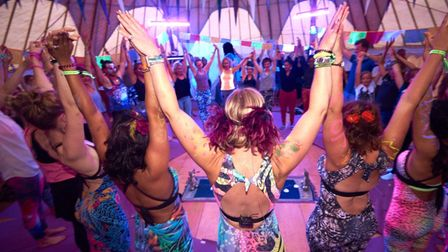 YOUPHORIA, a new wellness weekender,will debut its first festival atKnebworth Park in Hertfordshire.