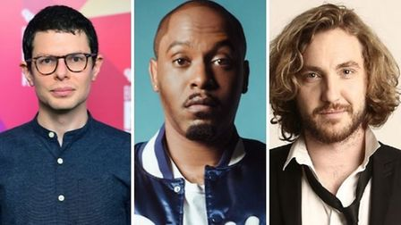 Simon Amstell, Dane Baptiste and Sean Walsh are some of the famous comedians performing in Norwich over summer 2021.