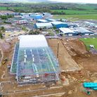 work starts at london oxford airport