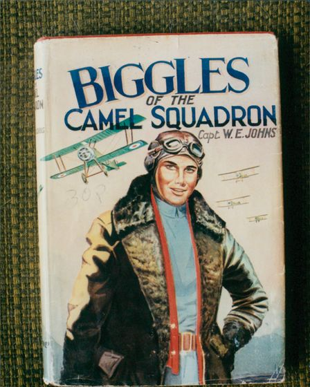 Biggles of the Camel Squadron by Capt W.E. Johns