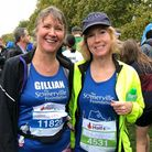 Could you take on the London Marathon to support an Ipswich Charity?