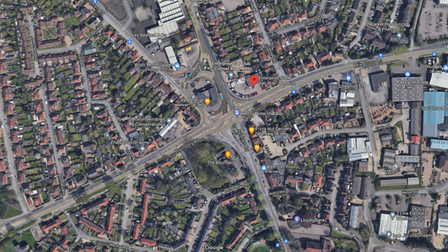 The Boundary Junction on Norwich's ring road will see 10 weeks of disruption starting later this month due to roadworks.