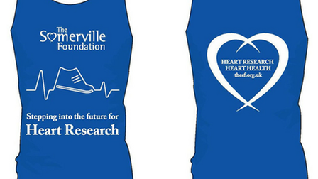 The kit that will be provided for the London Marathon