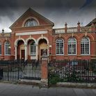 Highgate Library, run by Camden Council in Chester Road