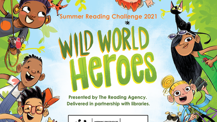 The Summer Reading Challenge launches in North Somerset and Somerset libraries on Saturday and runs until September 11.