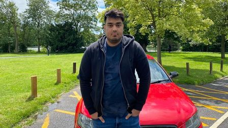 Wajid Rehman, 21, is calling for more first aid training for the general public