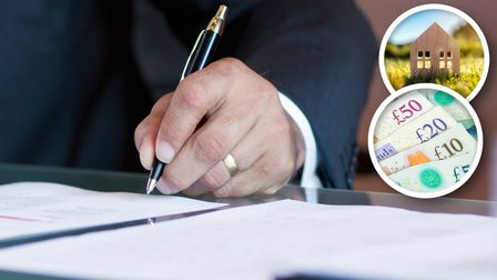 Person signing documents - unclaimed estates