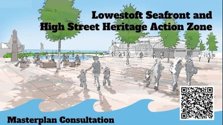 The London Road, Lowestoft High Street HAZ has commissioned a masterplan for South Lowestoft and Kirkley.