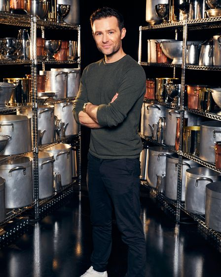 Harry Judd appears inCooking With The Stars on ITV and ITV Hub.