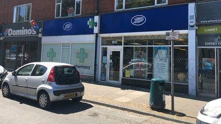 The former Boots in Colman Road, Norwich, could be turned into a restaurant/takeaway.