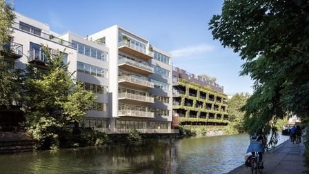 Plans have been given the green light for development of The Tiller Building in Shoreditch.