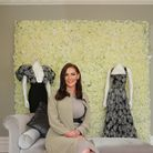 Carrie-Ann, Owner and Designer of Rene K Couture