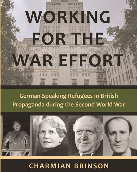 Working for The War Effort is published by Vallentine Mitchell