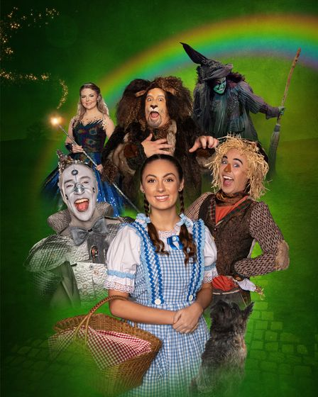 Brookside Theater Wizard of Oz