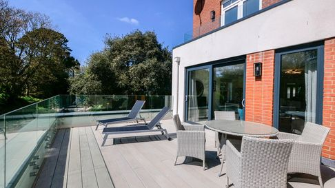 Luxury flat in Sidmouth