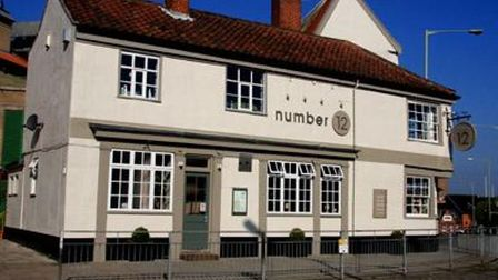 Number 12, Farmers Ave, Norwich
