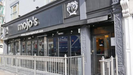 Mojos, Prince of Wales Road, Norwich
