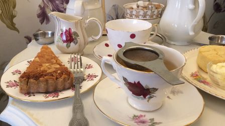 The Enchanted Tea Rooms.