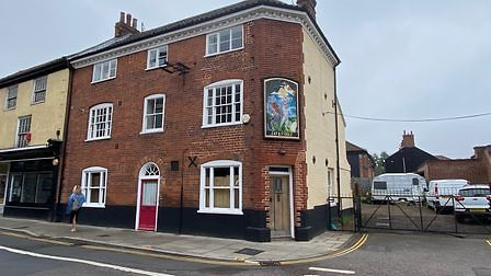 Cat and Fiddle Norwich