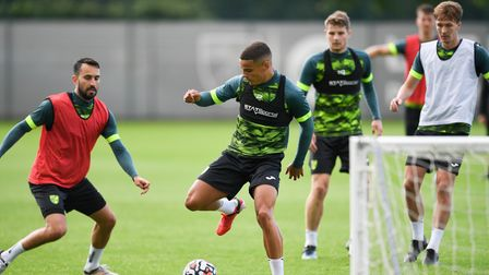 Norwich City start their preseason training at the Lotus Training Ground - Max Aarons