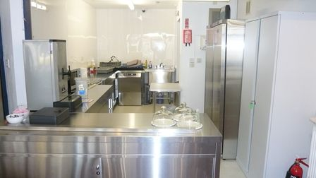 New Kitchen at the Centre