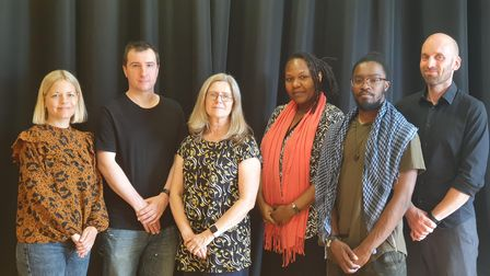 The NewVIc performing arts team 2021