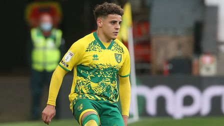 Max Aarons has so far not had to endure a summer of speculation around his future at Norwich City