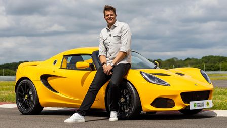 Norwich City Football Club's sponsor, Lotus Cars, has donated a Lotus Elise Sport 240 final edition for a competition