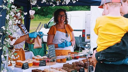 Food and Craft Field Fair