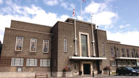 Havering Council - Romford Town Hall