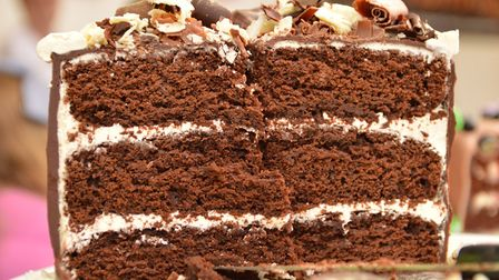 Fancy a slice of cake? You will find cakes at The Great British Food Festival at Knebworth Park.