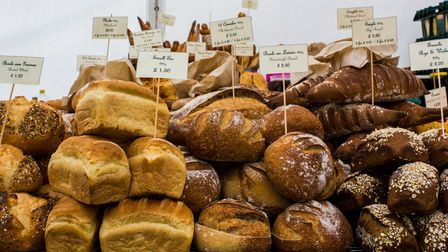 You will be able to buy artisan produce at The Great British Food Festival at Knebworth Park.