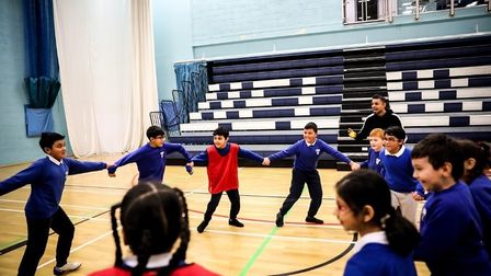 University of East London is hoping to find the next generation of sporting talents