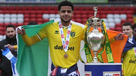 Andrew Omobamidele has a chance to be part of Norwich City's Premier League plans