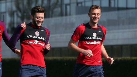 Norwich City defender Ben Gibson has worked with Gareth Southgate for club and country