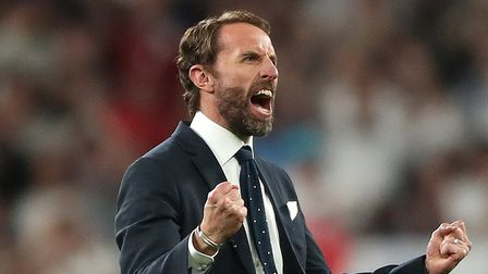 Gareth Southgate leads England against Italy in the final of Euro2020 on Sunday night