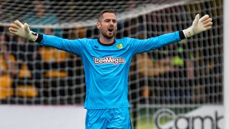 Former Norwich City stopper Remi Matthews could be heading to the Premier League with Crystal Palace
