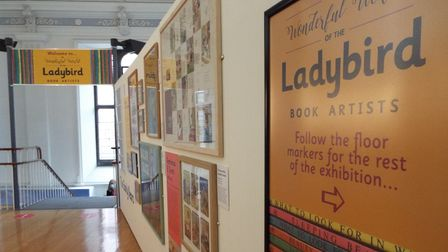 The Wonderful World of the Ladybird Book Artists at the Museum of Gloucester