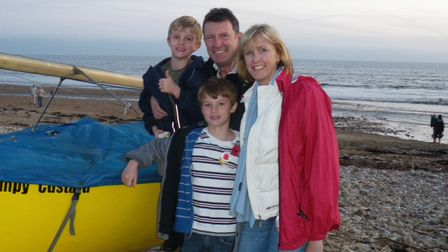 Hayley moved to Lyme Regiswith her husband and two sons in 2010.