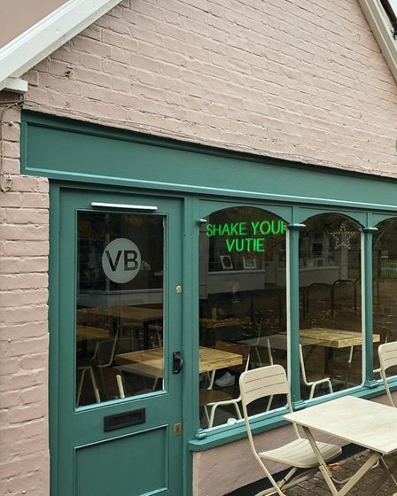 Vutie Beets in Letchworth has received a huge amount of support from the community as it offers free