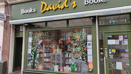 David's Bookshop in Letchworth will be hosting an online author event with Kathleen Whyman on May 27