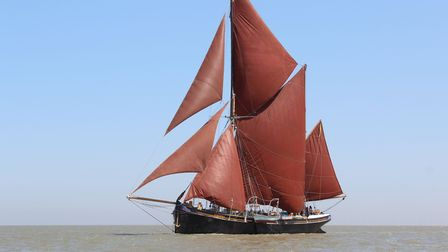 A sailing trip for two with lunch on the Thalatta is being auctioned off by Brandon Rotary Club